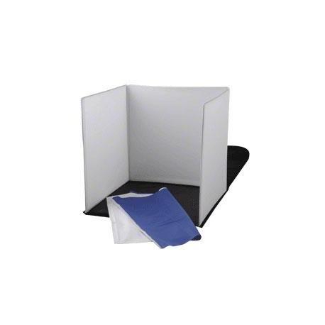Walimex Ministudio Aufnahmetische & Lichtwürfel 50x50x50 Cm