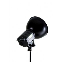 Halogēnās - Lastolite 3603 RayD8 C3200 Single Head Kit With Power Cable And Reflector Dish - ātri pasūtīt no ražotāja