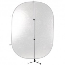Foldable Reflectors - walimex Reflector Holder with Tripod Stand - quick order from manufacturer