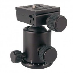 Tripod Heads - walimex pro FT-6663H Aluminium Pro-Ball Head - quick order from manufacturer