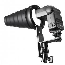 Aksesuāri zibspuldzēm - walimex Spot Mounting for Compact Flashes - ātri pasūtīt no ražotāja