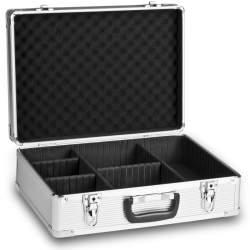 Koferi - Walimex alumīnija koferis Basic M 20038 - ātri pasūtīt no ražotāja