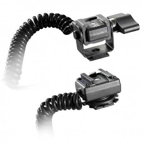 Aksesuāri zibspuldzēm - Flash Ext. Cord Olympus/Panasonic TTL,2m 15236 - ātri pasūtīt no ražotāja
