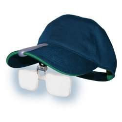 Foto kameras tīrīšana - Green Clean SC-0500 Clip & Flip - palielināmā stikla brilles - perc veikalā un ar piegādi
