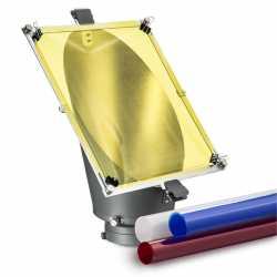 Reflektori - Walimex fona reflektors + krāsainie filtri 16407 - ātri pasūtīt no ražotāja