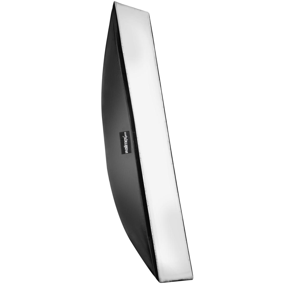 walimex pro Striplight Softbox 25x150cm für Visatec