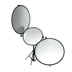 Atstarotāju paneļi - walimex Tri-Reflector atstarotāju komplekts ar turētāju sistēmu L 16836 - ātri pasūtīt no ražotāja
