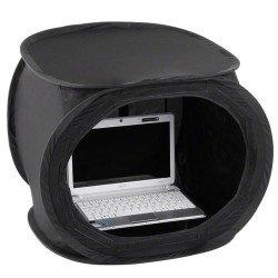 Световые кубы - walimex Pop-Up Laptop Tent 50x50x50cm super black - быстрый заказ от производителя