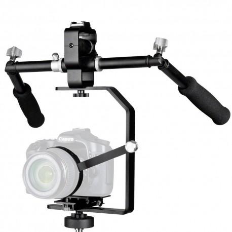 Плечевые упоры / Rig - walimex Video Rig CamFloPod for DSLR - быстрый заказ от производителя