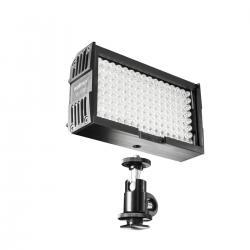 LED uz kameras - Walimex pro LED Video gaisma ar 128 LED 17576 - ātri pasūtīt no ražotāja