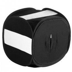 Световые кубы - walimex Pop-Up Light Cube 60x60x60cm BLACK - купить в магазине и с доставкой