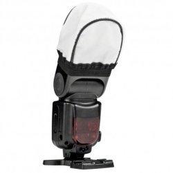 Aksesuāri zibspuldzēm - walimex Univ. Fabric Diffuser for Compact Flashes 17580 - perc šodien veikalā un ar piegādi