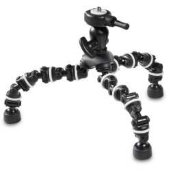 Mini foto statīvi - walimex pro Multiflex Tripod, 16,5cm 17641 - perc šodien veikalā un ar piegādi