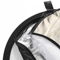 Складные отражатели - walimex 5in1 Foldable Reflector Set, Ш56cm - быстрый заказ от производителя