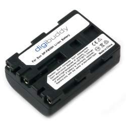 Kameras akumulatori un gripi - NP-FM55H/NP-QM51 Li-Ion Battery for Sony, 1600mAh 18494 - perc šodien veikalā un ar piegādi