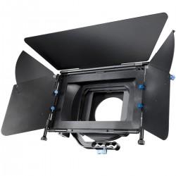 Vārtiņi - Mattbox - walimex pro Lens Hood Matte Box Director II 18621 - ātri pasūtīt no ražotāja
