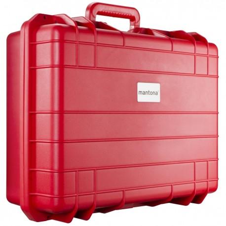 Кофры - mantona Outdoor Protective Case L, red - купить сегодня в магазине и с доставкой