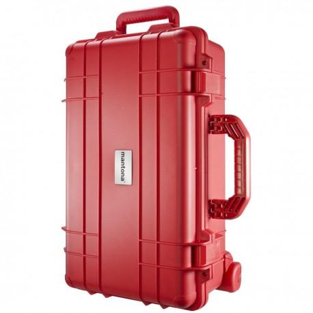 Кофры - mantona Outdoor Protective Trolley, red - быстрый заказ от производителя