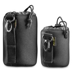 Objektīvu somas - walimex Lens Pouch Set NEO11 300 S+M 18673 - ātri pasūtīt no ražotāja