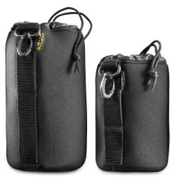 Objektīvu somas - walimex Lens Pouch Set NEO300 M+L 18674 - ātri pasūtīt no ražotāja