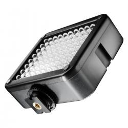 On-camera LED light - walimex pro Video Light LED80B dimmable - quick order from manufacturer