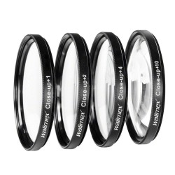 Makro aksesuāri - walimex Close-up Macro Lens Set 58 mm - ātri pasūtīt no ražotāja