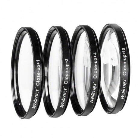 Макро - walimex Close-up Macro Lens Set 58 mm - быстрый заказ от производителя