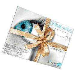 Photography Gift - Master Foto Gift Certificate - quick order from manufacturer