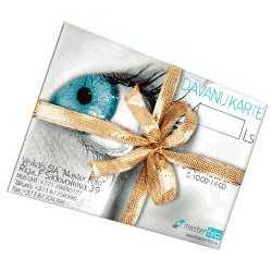 Photography Gift - Master Foto 50Eur Gift Certificate - buy today in store and with delivery
