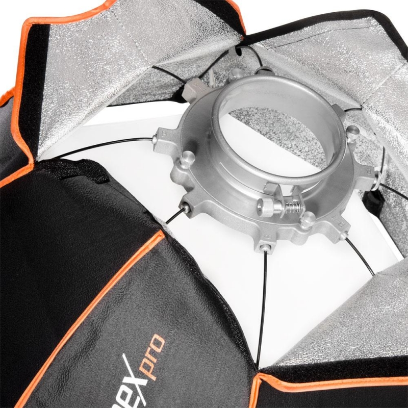 Gran angular parasol//oscurecidos 58mm-aluminio