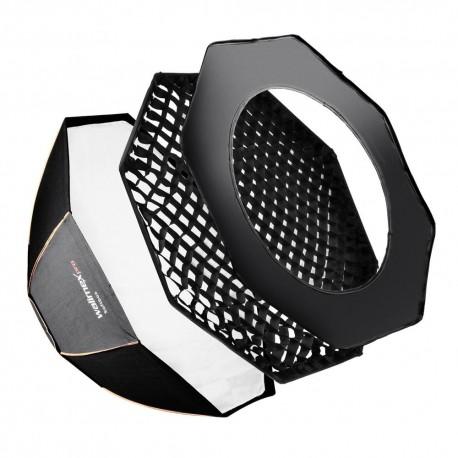 Софтбоксы - walimex pro Octa Softbox PLUS OL Ш120 Auroa/Bowens - купить сегодня в магазине и с доставкой