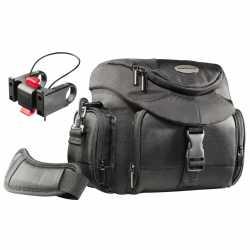 Plecu somas - mantona Set Premium Biker Photo Bag incl. Adapter 19446 - ātri pasūtīt no ražotāja