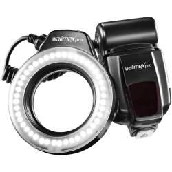 Makro aksesuāri - walimex pro Macro LED Ring Light 17904 - perc šodien veikalā un ar piegādi