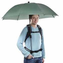 Foto lietussargi - Swing handsfree Umbrella olive w. Carrier System 17911 - ātri pasūtīt no ražotāja