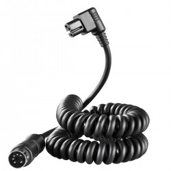 Flash Batteries - walimex pro Powerblock Coiled Cord for Sony - quick order from manufacturer