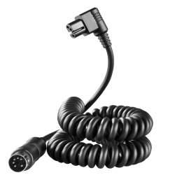 Akumulatori zibspuldzēm - walimex pro Powerblock Coiled Cord for Sony 18220 - ātri pasūtīt no ražotāja