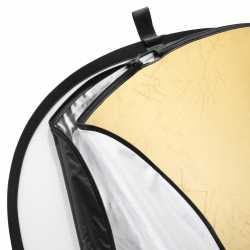Saliekamie atstarotāji - walimex 5in1 Foldable Reflector Set, 150x200cm 18282 - perc šodien veikalā un ar piegādi