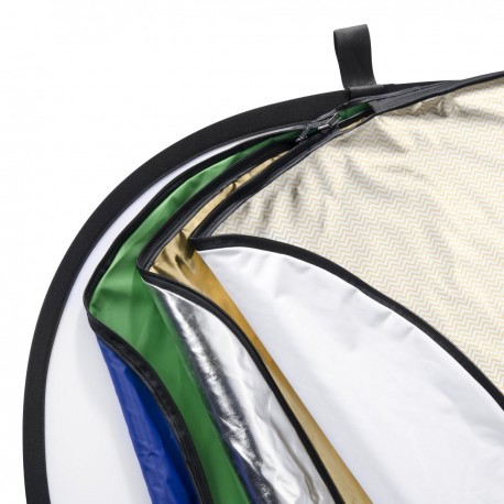 Foldable Reflectors - walimex 7in1 Foldable Reflector Set, 150x200cm - quick order from manufacturer