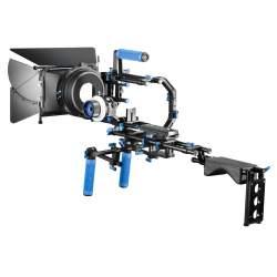 Plecu turētāji / Rig - walimex pro Video Set Professional 20018 - ātri pasūtīt no ražotāja