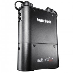 Flash Batteries - walimex pro Powerblock Power Porta black f Canon - quick order from manufacturer