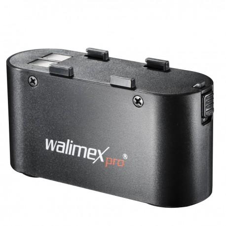 Akumulatori zibspuldzēm - walimex pro Powerblock Power Porta black f Nikon 19536 - ātri pasūtīt no ražotāja
