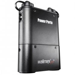 Flash Batteries - walimex pro Power Porta black f Metz - quick order from manufacturer