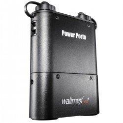 Аккумуляторы для вспышек - walimex pro Power Porta black f Metz - быстрый заказ от производителя