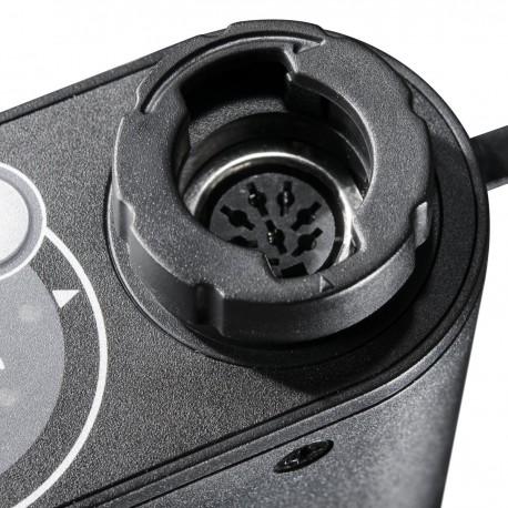 Akumulatori zibspuldzēm - walimex pro Powerblock Power Porta black f Metz 19537 - ātri pasūtīt no ražotāja