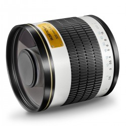 Objektīvi - 500/6,3 DX Tele Mirror Lens Samsung NX 19587 - ātri pasūtīt no ražotāja