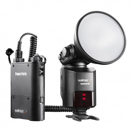 walimex pro Lightshooter 360 incl  Power Porta