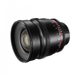 Objektīvi - 16/2,2 lens VDSLR for Nikon 19785 - ātri pasūtīt no ražotāja