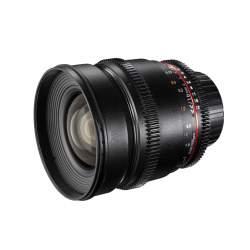 Objektīvi - 16/2,2 lens VDSLR for Pentax 19795 - ātri pasūtīt no ražotāja
