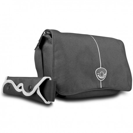 Shoulder Bags - mantona Cool Bag Kameratasche black/white - buy today in store and with delivery