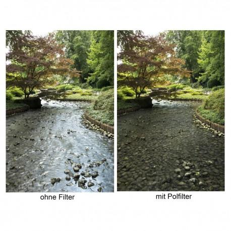 Objektīvu filtri - Walimex pro MC CPL filtrs coated 77mm 19956 - perc šodien veikalā un ar piegādi